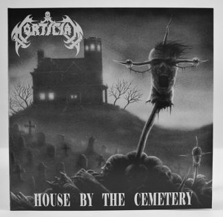 """House By The Cemetery 12"""" Gatefold Vinyl and Poster"""