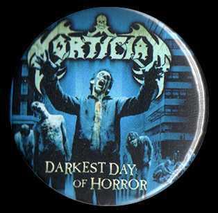 "Darkest Day of Horror 1.5"" Pin"