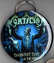"Darkest Day of Horror 2.5"" Bottle Cap Opener"