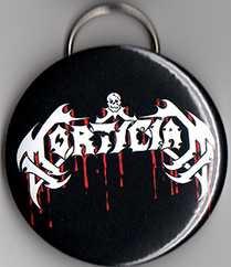 "Logo 2.5"" Bottle Cap Opener Keychain"