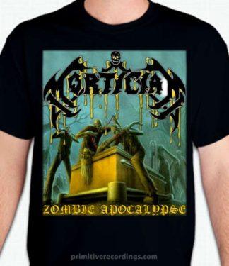 Zombie Apocalypse Color Design