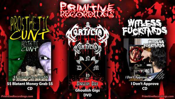 Death Metal, Black Metal, Heavy Metal CDs, T-Shirts, Vinyl, Toys, Jewelry, Tapes, mp3s, Magazines, Pins & more!