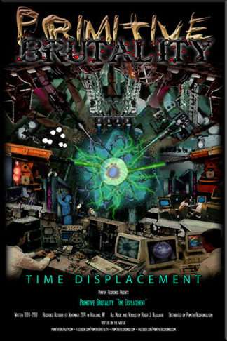 "Time Displacement 24"" x 36"" Poster"