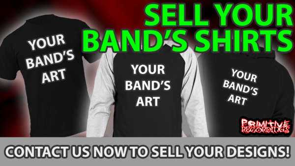 Sell your band shirts free!