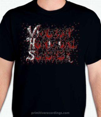 Violent Homicidal Slasher Logo