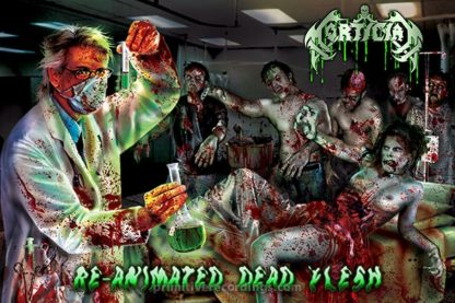 """Re-Animated Dead Flesh Poster 24"""" x 36"""""""