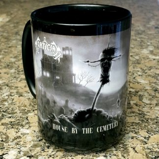 House by the Cemetery Mug