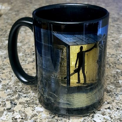 Chainsaw Dismemberment Mug