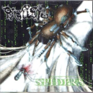 Spiders (RARE Shaped CD)