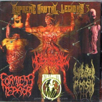 Supreme Brutal Legions 3