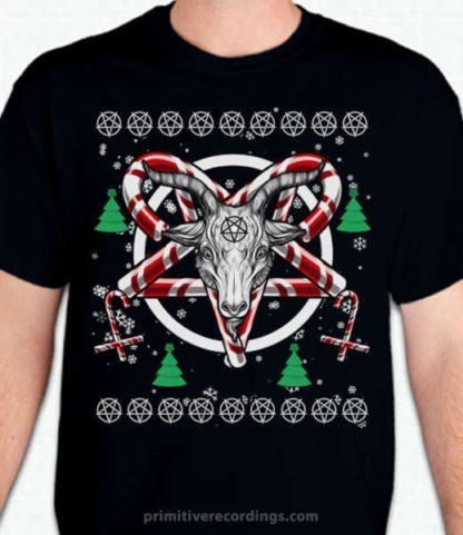 Xmas Goat Shirt