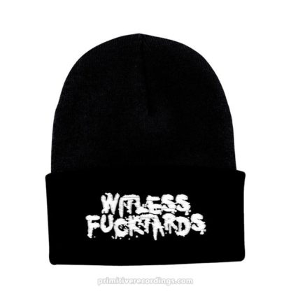 Witless F-cktards Logo Embroidered Hat or Beanie
