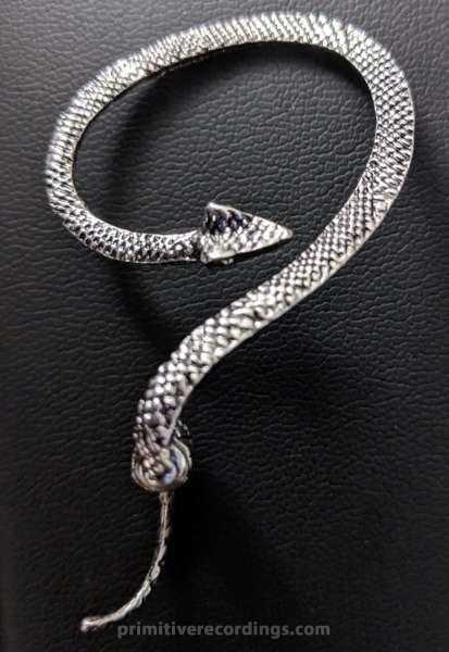 Snake Ear Cuff Earring