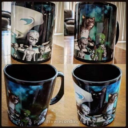 Alien Cat Lords Mug
