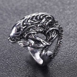 Alien Xenomorph Ring