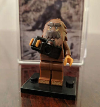 Custom Sasquatch Minifigure
