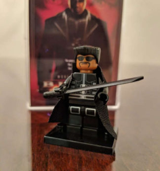 Custom Blade Minifigure