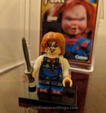 Custom Chucky Minifigure