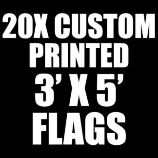 20x Custom Flags/Banners/Tapestries