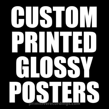 Glossy 24 inch by 36 inch Custom Posters