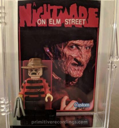 Custom Freddy Minifigure