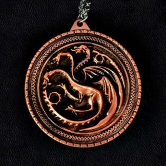 Game of Thrones Targaryen Necklace