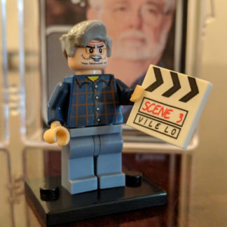Custom George Lucas Minifigure