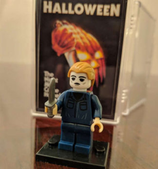 Custom Halloween Minifigure