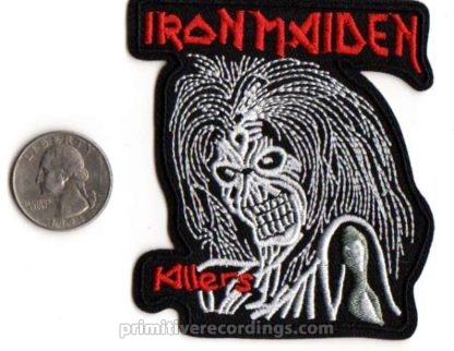 Imported Iron Maiden Killers Patch