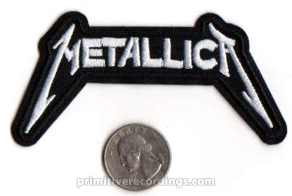 Imported Small Metallica Patch