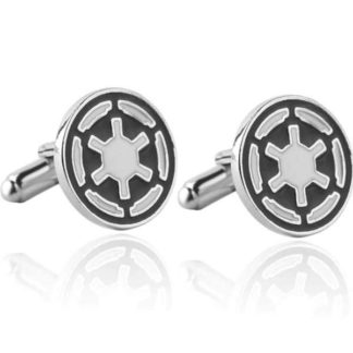 Galactic Empire Imperial Symbol Cuff-Links
