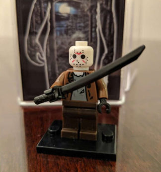 Custom Jason Minifigure