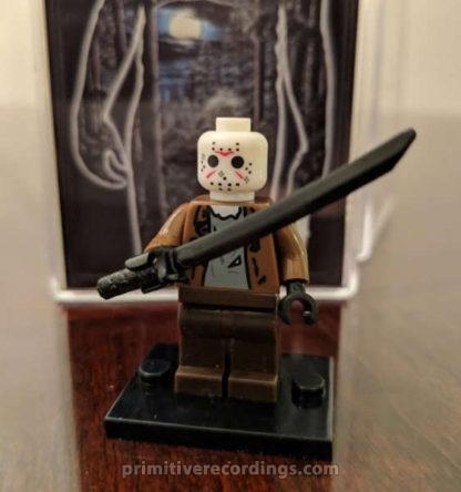 Custom Jason Minifigure