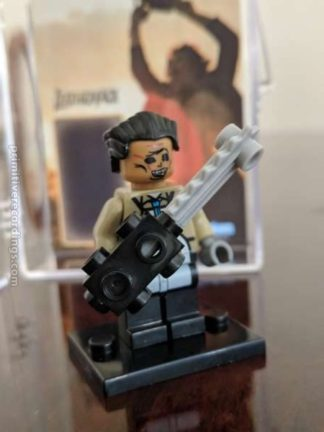 Custom Leatherface Minifigure