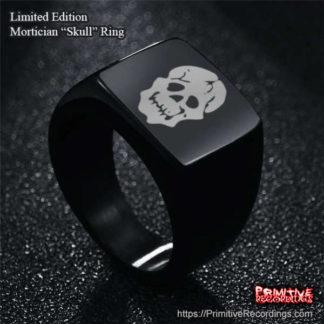 "Limited Edition Mortician ""Skull"" Ring"