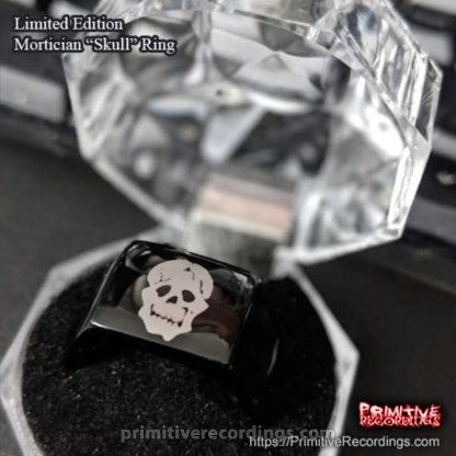 "Limited Edition Mortician ""Skull"" Ring"