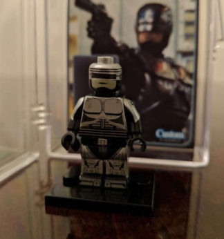 Custom Robocop Minifigure