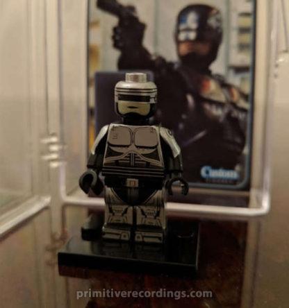 Custom Robocop Minifigure