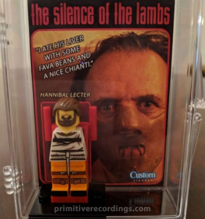 Custom Silence of the Lambs Minifigure