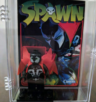 Custom Spawn Minifigure