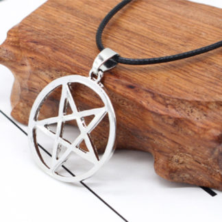 Inverted Pentacle Necklace