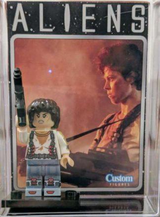 Custom Aliens Lt. Ripley Minifigure
