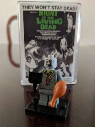 Custom Night Of The Living Dead Minifigure