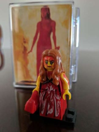 Custom Carrie Minifigure