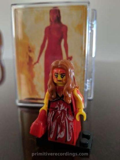Custom Carrie Minifigure