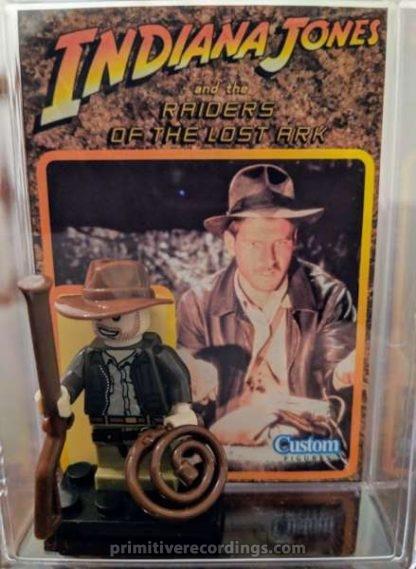 Custom Indiana Jones Minifigure