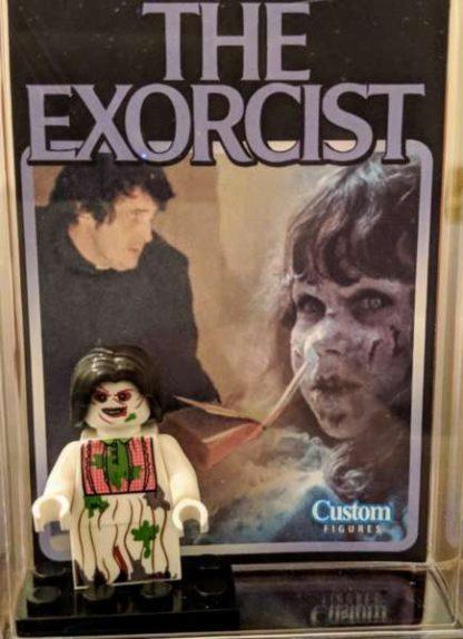 Custom Exorcist Minifigure