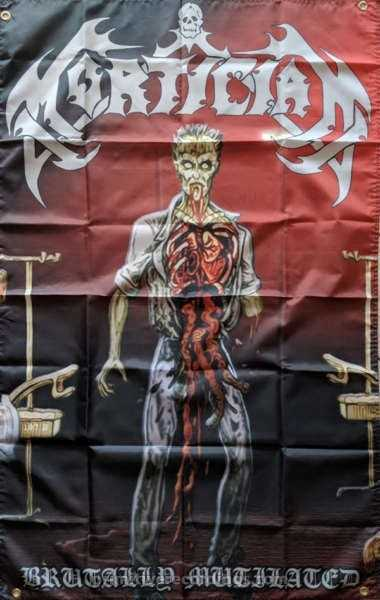Brutally Mutilated Flag