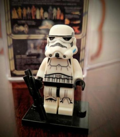 Custom Stormtrooper Minifigure