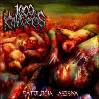 1000 Kadaveres - Patología Asesina CD